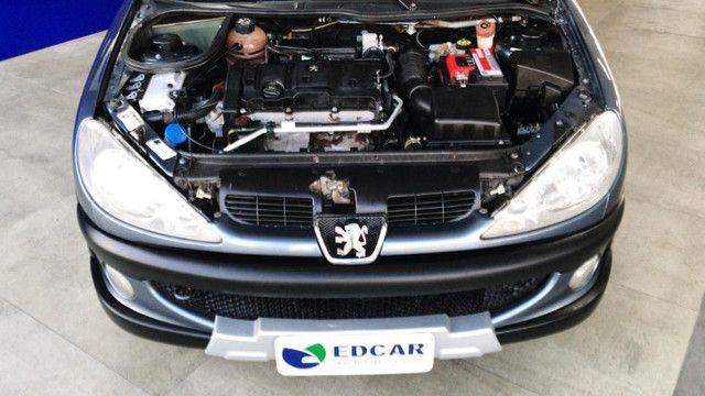 Peugeot 206 - 2008 1.6 Escapade SW 16V Flex 4P Manual Completo! - Foto 9
