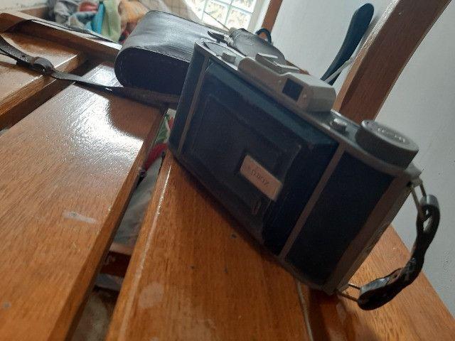 Camera fotográfica Antiga