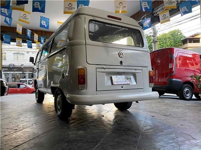 Volkswagen Kombi 1.4 mi std 8v flex 3p manual - Foto 9