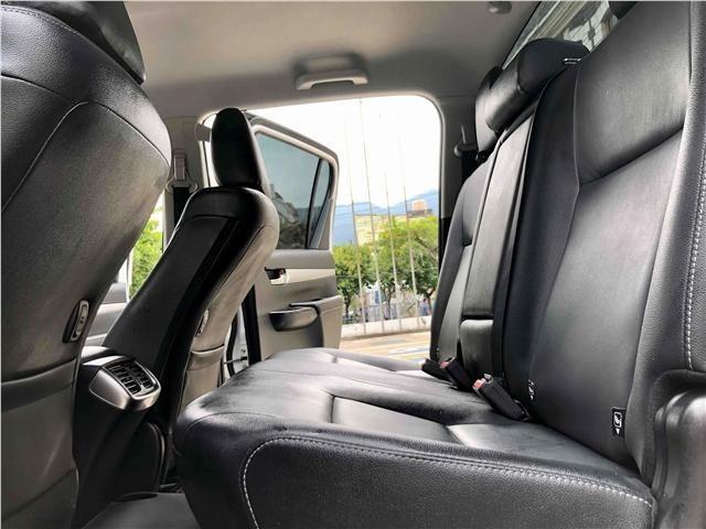Toyota Hilux 2.7 srv 4x4 cd 16v flex 4p automático - Foto 10