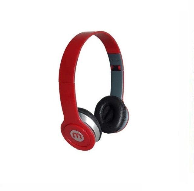 Fone Headphone HD-088 Control Talk Stereo - Foto 6