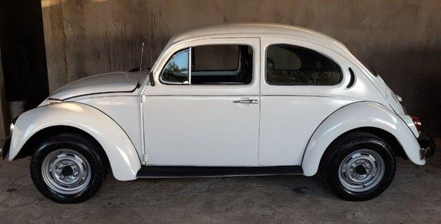 Fusca ano 78 motor 1600 vendo ou troco aceito troca por carro ou moto    - Foto 5