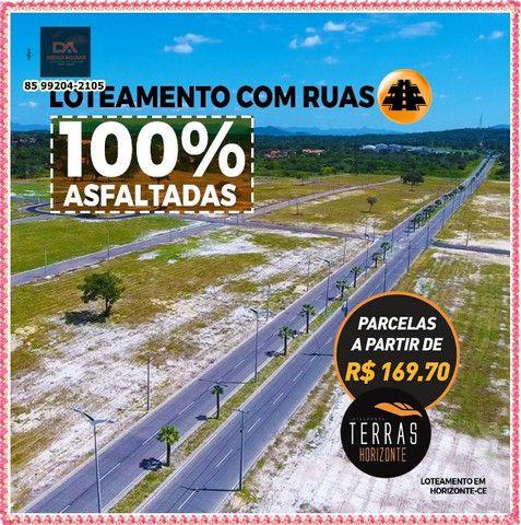 Terras Horizonte Loteamento-Infraestrutura completa &¨%$ - Foto 15