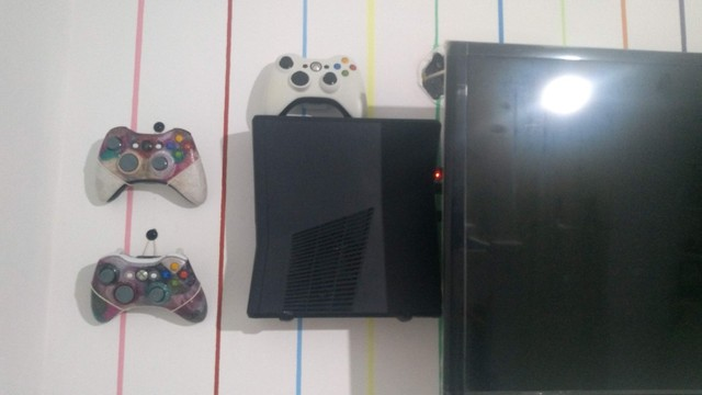 Xbox Slim 360 desbloqueado