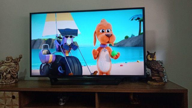 Tv Sony smartv 50 polegadas - Foto 3