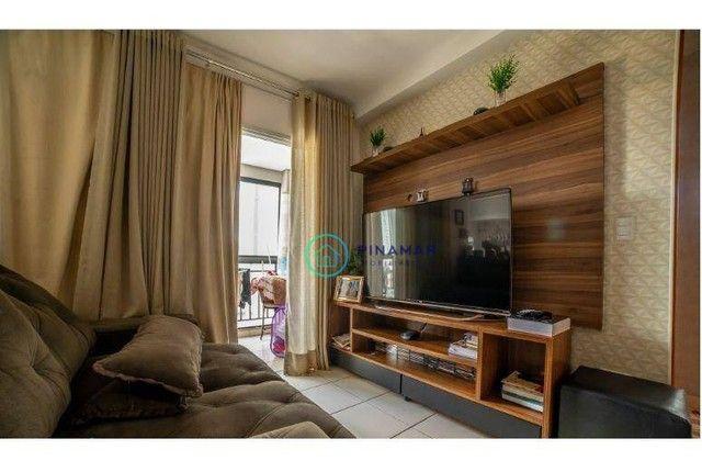 Apartamento com 2 dormitórios à venda, 56 m² por R$ 239.900,00 - Vila Jaraguá - Goiânia/GO - Foto 3