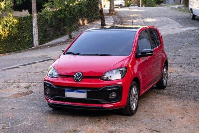 Up TSI Connect 2020 VW Único Dono só 21mil km rodados - Foto 2