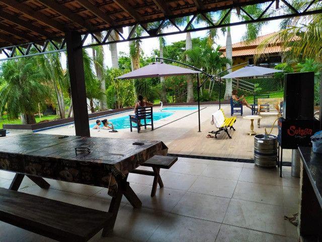 Aluga-se Chácara com piscina para seu fim de semana - Foto 16