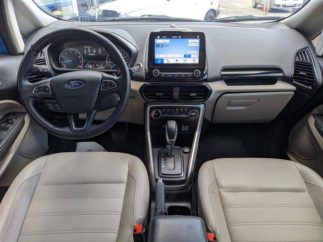 Ford ECOSPORT 2.0 DIRECT FLEX TITANIUM AUT - Foto 8