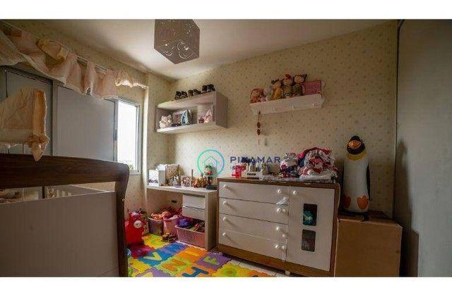 Apartamento com 2 dormitórios à venda, 56 m² por R$ 239.900,00 - Vila Jaraguá - Goiânia/GO - Foto 10