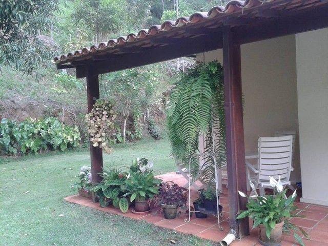 Casa para venda com terreno de 11mil m² com 3 quartos em Corrêas - Petrópolis - Rio de Jan - Foto 3