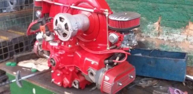 Vendo motor fusca 1600 - Foto 5