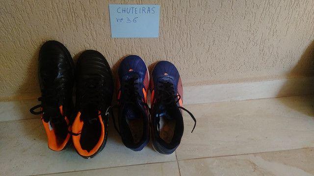 Vendo lote de calçados Masc/ Fem - Foto 4