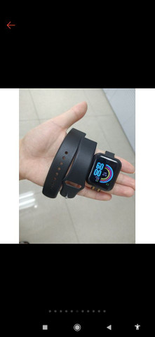 Smart whatch (pulseira inteligente)  - Foto 5