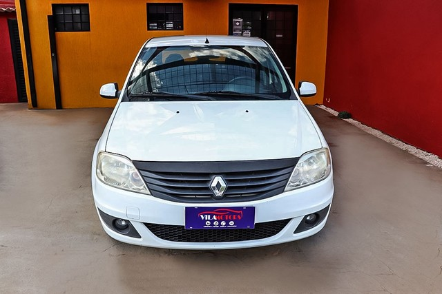 Renault Logan Expression 1.6 Branco - Foto 3