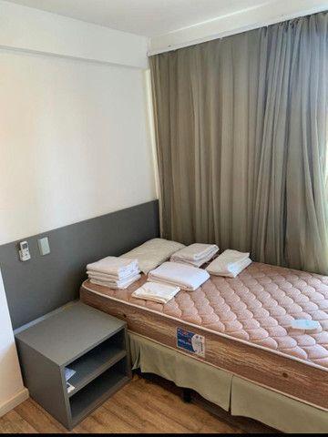 Beach Class Residence: 2 quartos, mobiliado, com lazer na Av. Boa Viagem - Foto 9