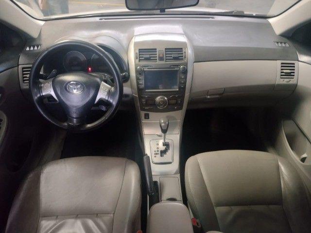 Corolla XEI 2.0 Automático 2012 + Laudo Cautelar I 81 98222.7002 (CAIO) - Foto 4