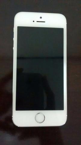 Iphone 5s Silver/Cinza 16 GB