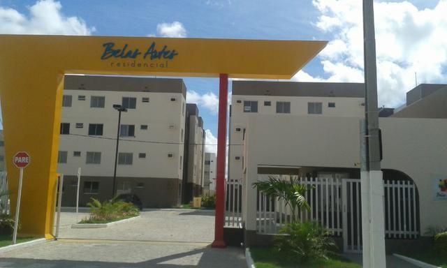 Apartamento no Condomínio Belas Artes, c/ 2 quartos, Marcos Freire II