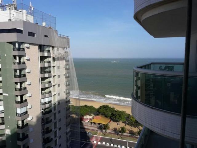 Murano Imobiliária vende apartamento de 4 quartos com vista eterna para o mar na Praia de  - Foto 4