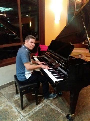 Aula particular de piano ou teclado