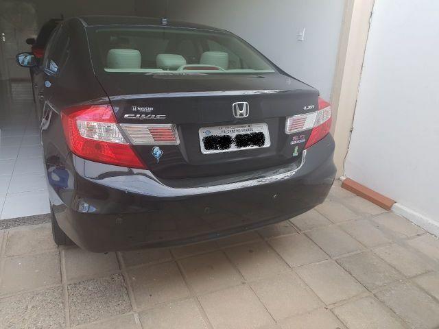 Honda Civic (baixei) - Emplacado e Revisado