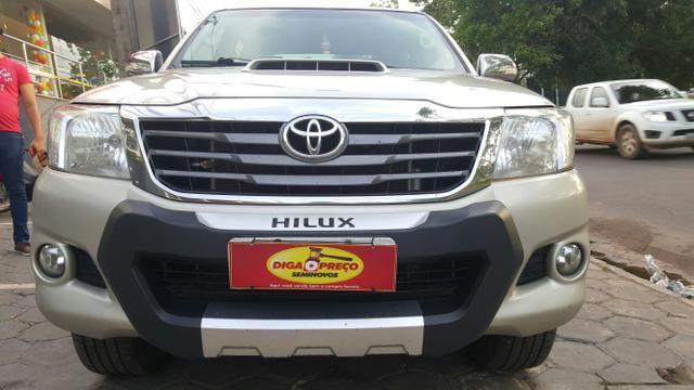 Hilux SRV Diesel, Automática 2014/2015