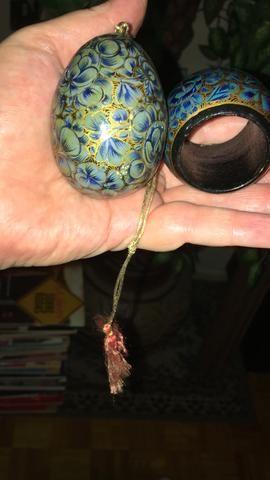 Artigos decorativos àrabes