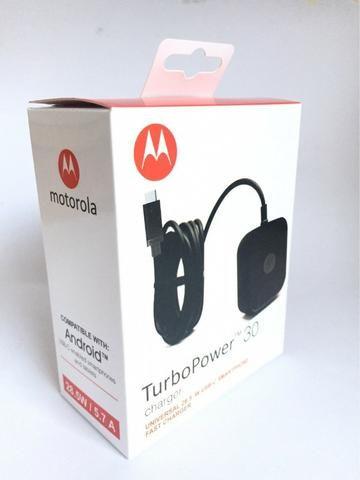 Carregador Motorola Turbo Power 30 Tipo C 14