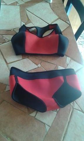 Conjunto importado 2 peças feminino para surf da Truzz