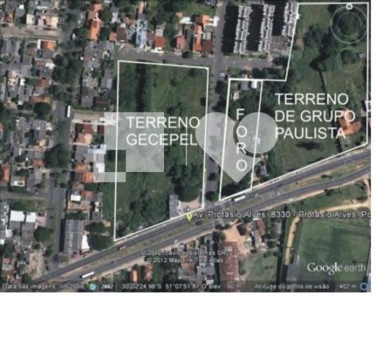Terreno à venda em Protásio alves, Porto alegre cod:220255