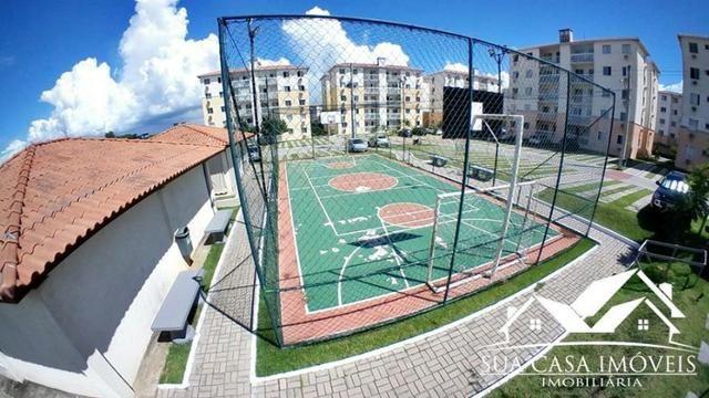 GM - Apartamento Rossi Praças Reserva 2 Quartos com suite -ES - Foto 10
