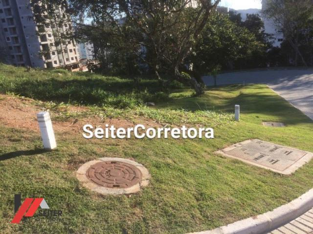 Terreno em condominio mirante das baias itacorubi - Foto 10