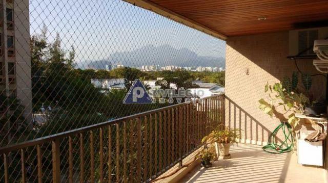 Apartamento à venda com 4 dormitórios em Barra da tijuca, Rio de janeiro cod:ARAP40186 - Foto 11
