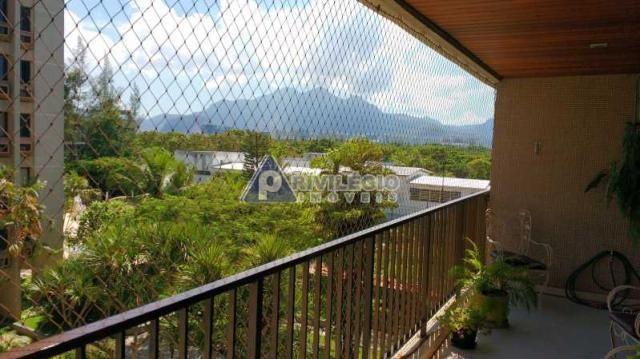 Apartamento à venda com 4 dormitórios em Barra da tijuca, Rio de janeiro cod:ARAP40186 - Foto 2