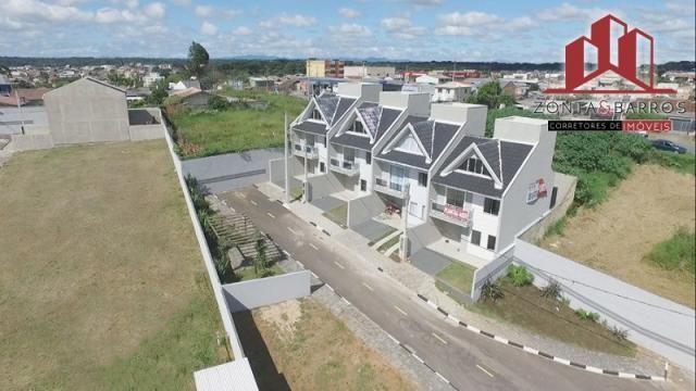 Loteamento/condomínio à venda em Gralha azul, Fazenda rio grande cod:TE00008 - Foto 15