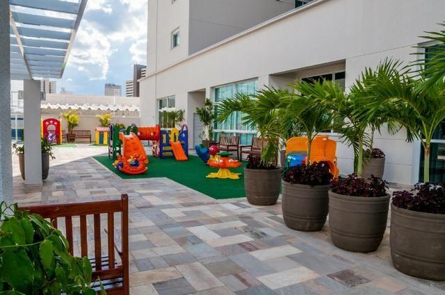 Splendore - 4 vagas, 3 suites, sol da manhã, Andar alto - Lindo apartamento - Foto 12