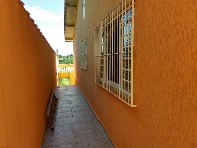 REF 157 Casa toda em laje, 3 dormitórios, garagem, pertinho do centro, Imobiliária Paletó - Foto 18
