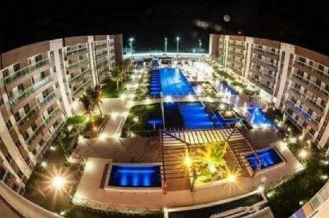 Vg Fun, apartamento com vista mar na Praia do Futuro, 3 quartos, 2 vagas, lazer completo - Foto 13