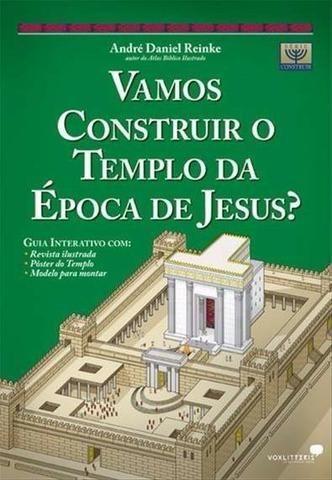 Maquete do Templo da época de Jesus? (André Daniel Reinke)