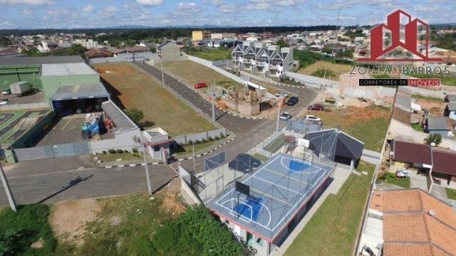 Loteamento/condomínio à venda em Gralha azul, Fazenda rio grande cod:TE00008 - Foto 4