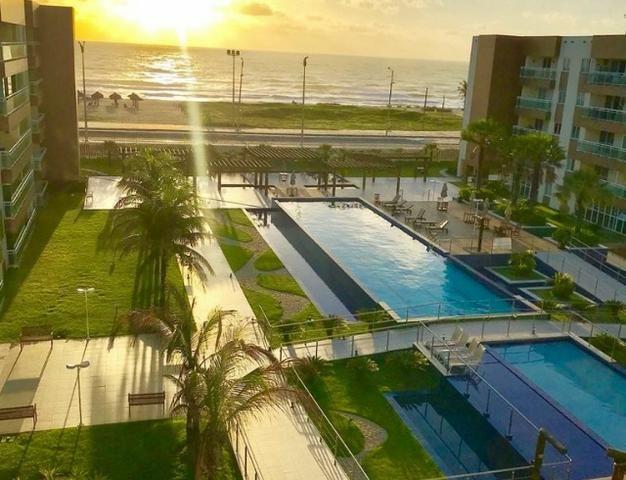 Vg Fun, apartamento com vista mar na Praia do Futuro, 3 quartos, 2 vagas, lazer completo - Foto 12
