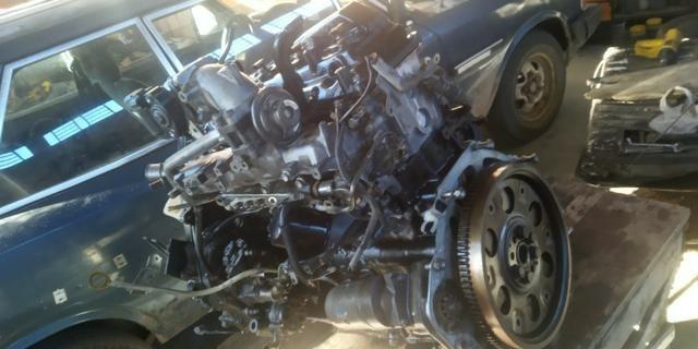 Motor Toyota 1KD D4D 3.0 Turbo Interc Parcial 21 MIl KM rodados original Sw4 Hilux - Foto 3