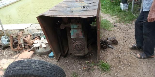 Bloco Limpo do Motor 06 Cil Mwm 226/229 F350 F100 F1000 F4000 - Foto 2