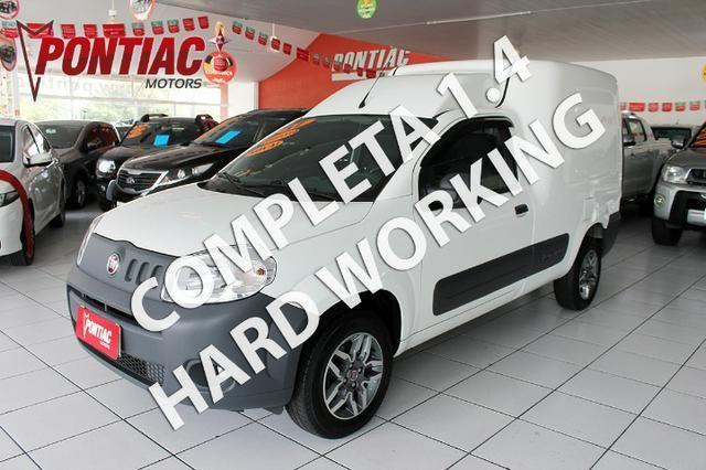 Fiat Fiorino 1.4 Hard Working 2017