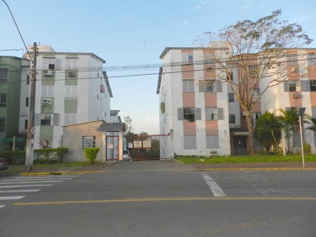 Apartamento para alugar com 2 dormitórios em Rondônia, Novo hamburgo cod:295682