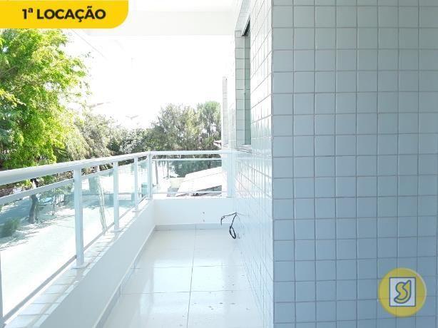 Apartamento para alugar com 2 dormitórios em Cidade dos funcionários, Fortaleza cod:50393 - Foto 4