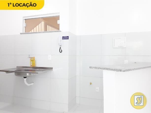 Apartamento para alugar com 2 dormitórios em Cidade dos funcionários, Fortaleza cod:50393 - Foto 8