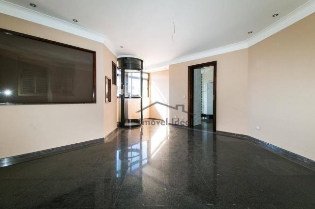 Cobertura com 4 dormitórios à venda, 564 m² por R$ 2.300.000 - Alto da Glória - Curitiba/P - Foto 5