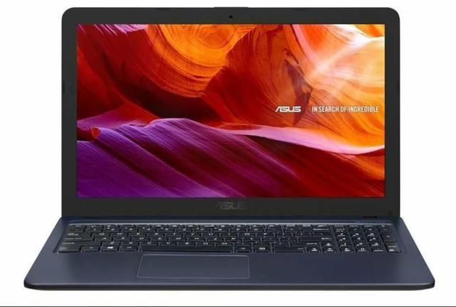 "Notebook Asus i3, tela 15,6"" 1TB HD (aberto para conferencia)"